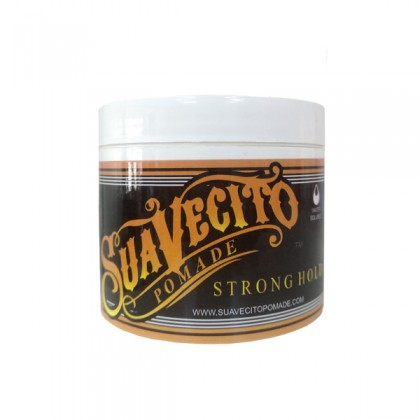 Suavecito Strong Hold Hair Pomade 4oz 113g