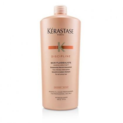 Kerastase Discipline Bain Fluidealiste Anti Frizz Hair Shampoo 1000ml