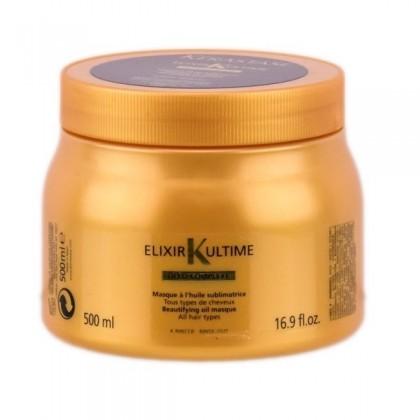Kerastase Elixir Ultimate Oleo-Complexe Beautifying Oil Masque 500ml