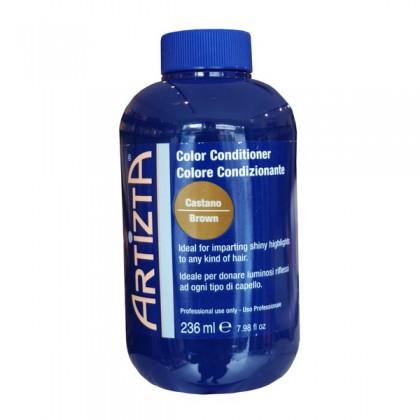 Artizta Hair Color Conditioner 236ml BROWN
