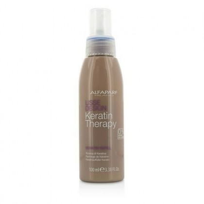 Alfaparf Keratin Therapy Lisse Design Keratin Refill 100ml Spray Milk-Keratin collagen recharge