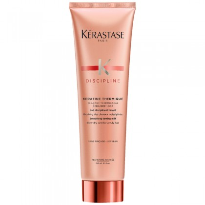 Kerastase Discipline Keratine Thermique Smoothing Taming Milk Hair Cream 150ml