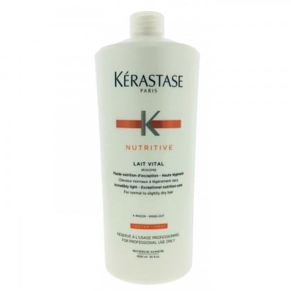 Kerastase Nutritive Lait Vital Incredibly Light Hair Conditioner 1000ml
