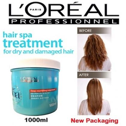 L'Oreal Loreal Hair Spa Deep Nourishing Creambath Rambut Treatment 500ml