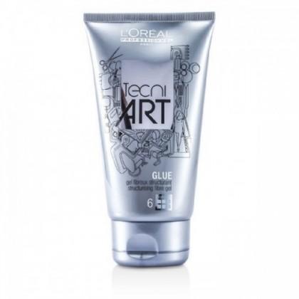 L'Oreal Loreal Tecni ART Glue Fibre Gel Hair Styling 150ml