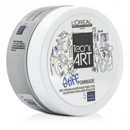 L'Oreal Loreal Tecni ART Stiff Pomade 75ml