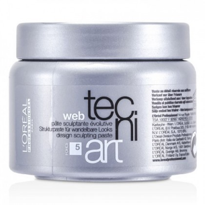 L'Oreal Loreal Tecni ART Web 150ml Hair Gum