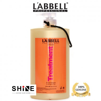 Labbell Hair Treatment Mask 3000ml Salon Barbershop Hotel Airbnb