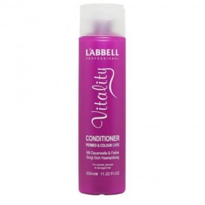 Labbell Perm Colored Hair Shampoo Conditioner Curl Moisture Sculpting 300ml set curvaceous contour