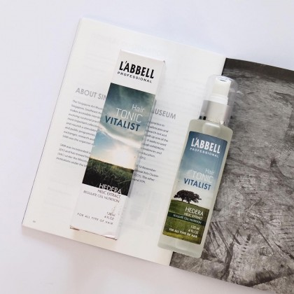 Labbell Vitalist Hair Tonic 120ml keep hair growth healthier prevent hair loss