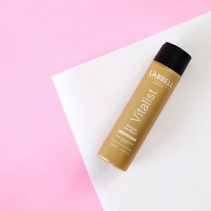 Labbell Vitalist Shampoo Silk Reborn Hair 330ml