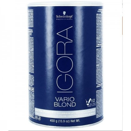 Schwarzkopf Igora Vario Blond Bleach White Extra Power 450g