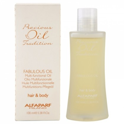 Alfaparf Precious Oil Tradition Fabulous Oil 100ml for Hair and body