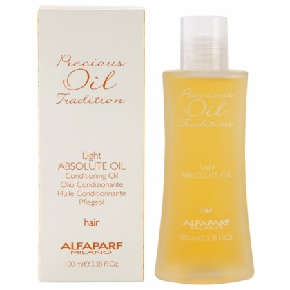 Alfaparf Precious Oil Tradition Light Absolute Oil 100ml instant manageable hair