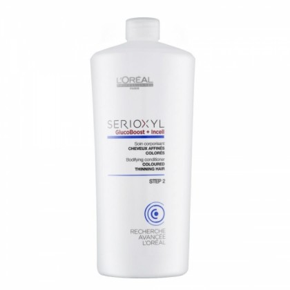 L'Oreal Loreal SERIOXYL Conditioner for Coloured Thinning Hair 1000ml