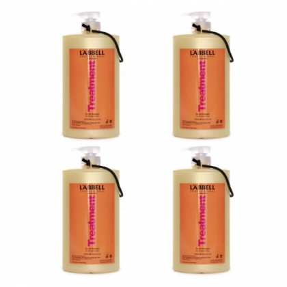 4x Labbell Hair Treatment Mask 3000ml