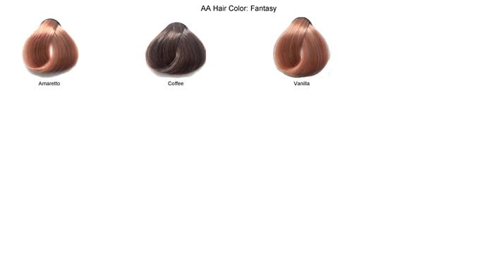 ARTIZTA Hair Color Cream 100ml MADE IN ITALY