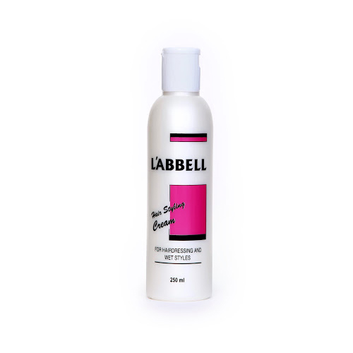 Labbell Hair Styling Cream For Hairdressing And Wet Styles 250ml