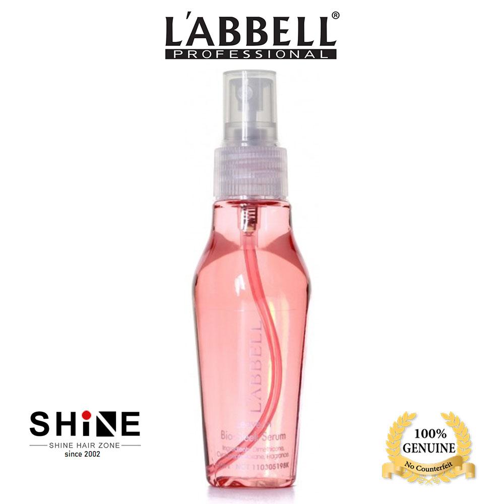 Labbell Leave-In Bio Sleek Serum 60ml TRAVEL RED