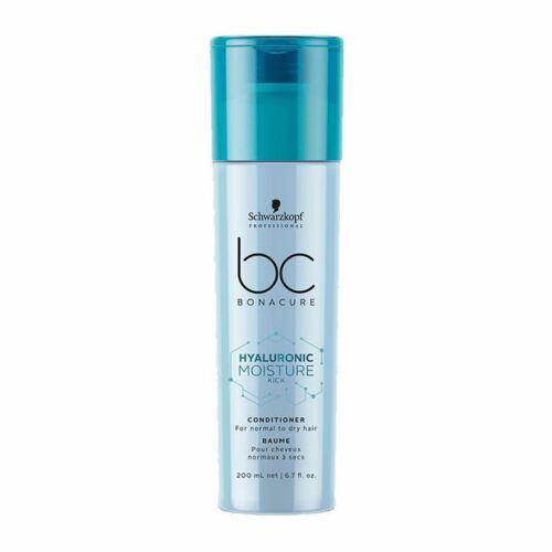 Schwarzkopf Bonacure BC Moisture Kick Hyaluronic Conditioner 200ml Normal Dry Hair Rambut Kering