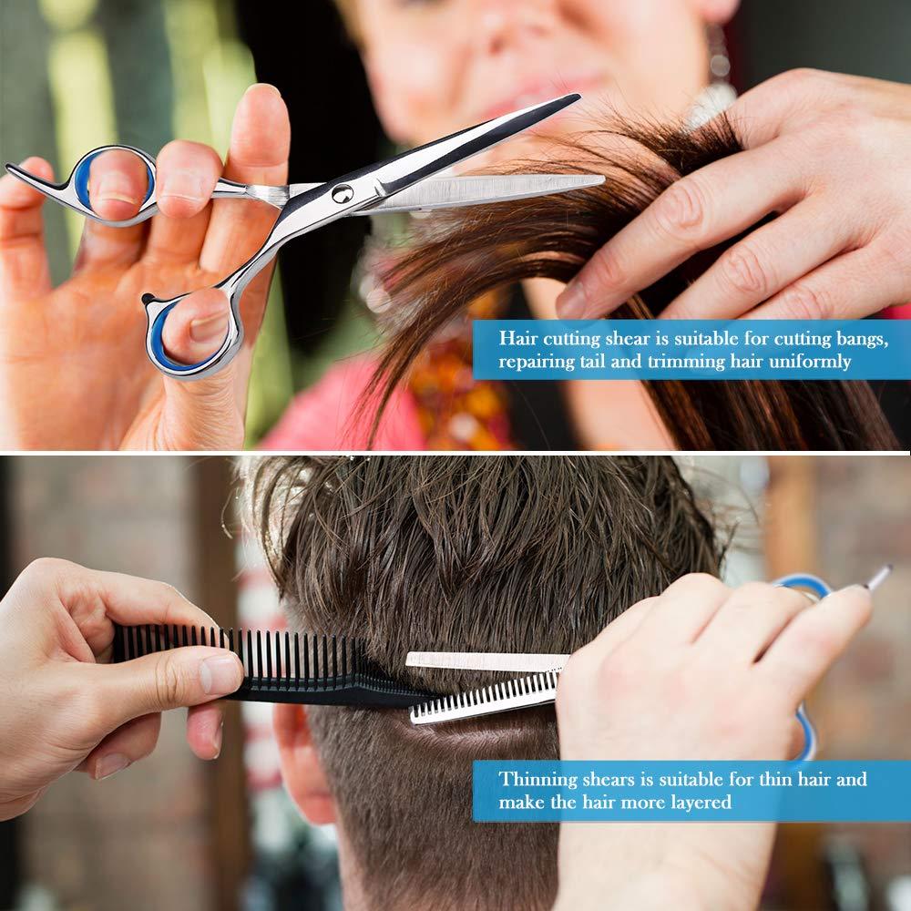KAI Japan Kasho Hair Salon Barbershop Scissor Professional Hairdressing Barber Cutting Shears Haircut Rambut
