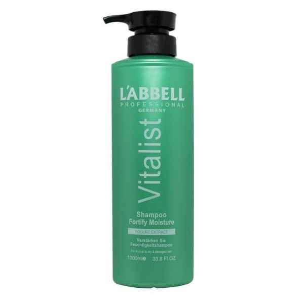 Labbell Fortify Moisture Shampoo Conditioner Professional Hair Dryer SET
