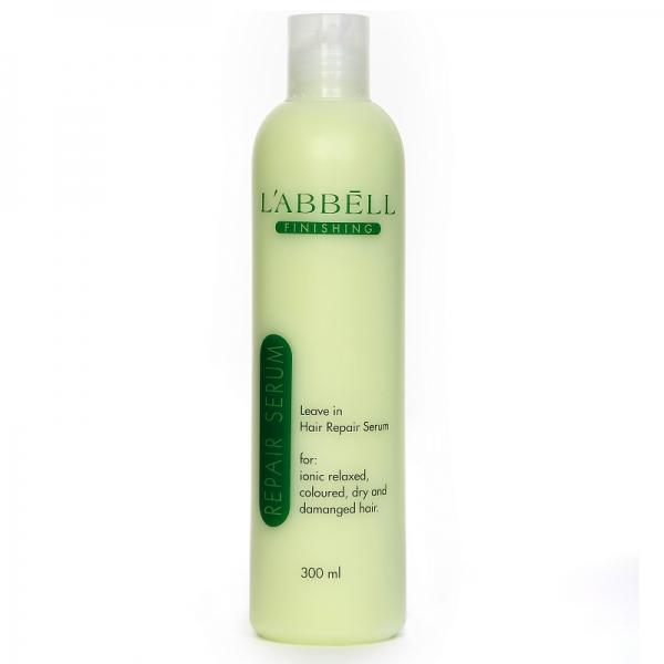 Labbell Leave In Hair Repair Serum 300ml green