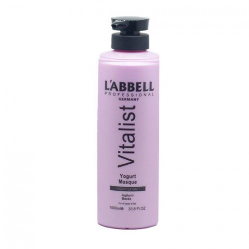 Labbell Moisture Shampoo Yogurt Mask Professional Hair Dryer SET