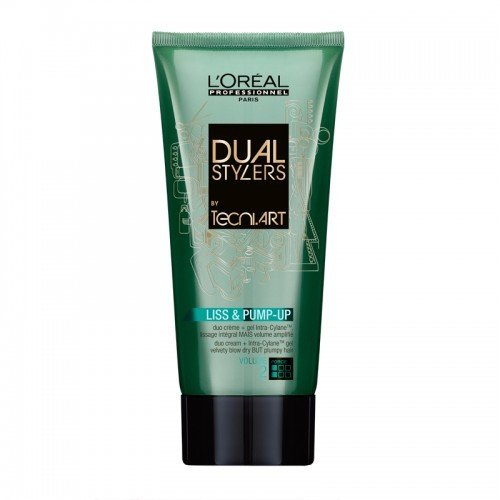 L'Oreal Loreal Tecni ART Dual Stylers Liss & Pump Up 150ml