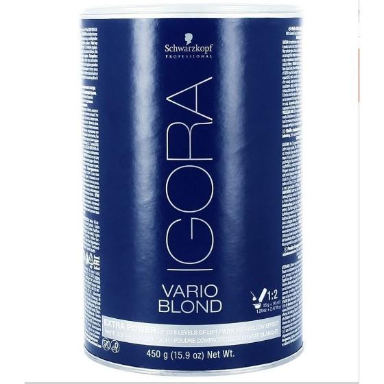 Schwarzkopf Igora Vario Blond Bleach White Extra Power 450g