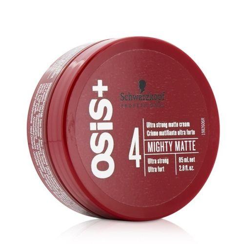 Schwarzkopf OSiS+ Mighty Matte Ultra Strong Cream POMADE 85ml